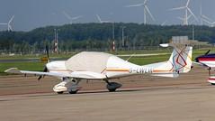 G-LWLW 2003 Diamond DA-40D Diamond Star C/N D4.052 Lelystad Airport (janencherry) Tags: ley ehle