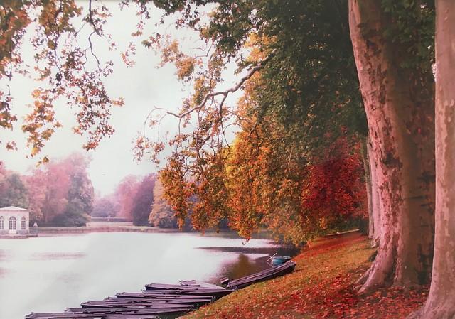Brodie Brian 'French Autumn Scene'