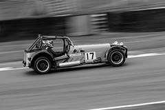 Caterham acceleration (danjama) Tags: trackday porsche gt3rs caterham westfield kitcar motorsports brandshatch racing