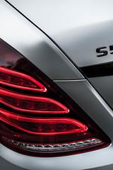 3M Satin White Aluminum S550 (LussoAutoDesign) Tags: 3m satin white aluminum wrap lusso lussolv lasvegas las vegas benz s550