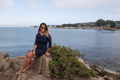 Lover's Point Park - August 24th (7 of 9) (Quentin Biles) Tags: ca california cybershot desiree loverspointpark pacificgrove rx100 rx100vii sony