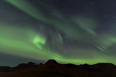 Beautiful night (*Jonina*) Tags: iceland ísland faskrudsfjordur fáskrúðsfjörður auroraborealis northernlights norðurljós night nótt sky himinn longexposure jónínaguðrúnóskarsdóttir september1st2019