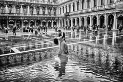 venice (Roberto.Trombetta) Tags: venice winter italy woman man cold water weather st square high italia mark sony tide marco alta piazza acqua venezia sony7rmii life people girl last zeiss dance flood floating casino tango 25 carl cassandra casquette splash alpha casolare lenses flooded cassa batis carlzeiss casinò caso cassata casomai casinista cassapanca cassaforte caspita casotto cassare casqué cassaforma cassaintegrato casistica batis225 7rii 7rmii wedding bw white black reflection love couple honeymoon passion romantic cassazione embrace hugging