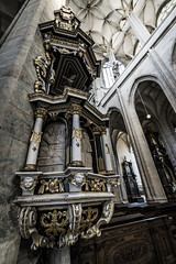 St. Barbora Cathedral (BisonAlex) Tags: kutnahora 庫納赫拉 捷克 europe 歐洲 sony a73 a7iii a7m3 a7 taiwan 台灣 外拍 旅拍 travel 街拍 street streetphoto streetshot