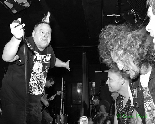 Punk, Speed Metal and Hardcore Live