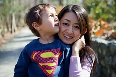 Superboy and Wonder Mom (Chris-Creations) Tags: mei portrait people pretty chinese asian woman lady petite girl femme fille attractive sweet cute beauty lovely amateur wife gorgeous beautiful mujer niña guapa chica esposa женщина 女孩 女人 性感 妻子