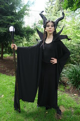0303  - PAX West 2019 - Saturday (Photography by J Krolak) Tags: cosplay costume masquerade pax2019 daytwo paxwest disney maleficent