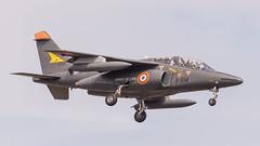 Alpha Jet E123 8-RM May 2019-3921 (justl.karen) Tags: tigermeet 2019 montdemarsan france may alphajet nato faf