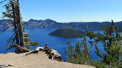 Crater Lake 2 (Lone Rock) Tags: craterlake craterlakenationalpark oregon cascademountains