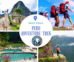 🔴Explore the #Incatrail to #MachuPicchu next to Peru adventure trek, its duration is 4 days, in which you will live a unique experience that crosses archaeological remains of scenic beauty, it will also take you to explore various ecological fl (Peru adventure trek) Tags: machupicchu traveler peruadventuretrek trekking incatrail adventuresinperu