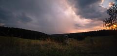 Lightning (Christoph Wenzel) Tags: gewitter deutschland sommer sigma16mmf14dcdn sonyalpha7riii wolken himmel landschaft sonnenuntergang neuhausamrennweg thüringen blitz natur wetter