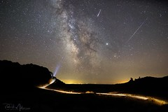 Craters Milky Way (RH Miller) Tags: rhmiller reedmiller landscape nightscape nightphotography stars milkyway newmoon cratersofthemoonnationalmonument idaho usa