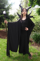 0302  - PAX West 2019 - Saturday (Photography by J Krolak) Tags: cosplay costume masquerade pax2019 daytwo paxwest disney maleficent