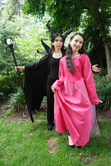 0294  - PAX West 2019 - Saturday (Photography by J Krolak) Tags: cosplay costume masquerade pax2019 daytwo paxwest disney maleficent disneyprincess aurora