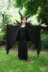 0301  - PAX West 2019 - Saturday (Photography by J Krolak) Tags: cosplay costume masquerade pax2019 daytwo paxwest disney maleficent