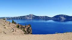 Crater Lake 3 (Lone Rock) Tags: craterlake craterlakenationalpark oregon cascademountains