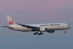 B772_JL8922 (KEF-VIE)_JA711J_1 (VIE-Spotter) Tags: vienna wien vie airport airplane flugzeug flughafen planespotting japan airlines boeing 777200er tripleseven