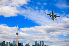 1W2A0534 (clement.kinglam.lo) Tags: airlines dash 8 q400 billy bishop toronto airport plane air canada express