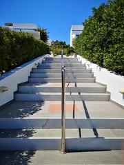 Hotel Mimoza (Explored) (skumroffe) Tags: stairs trappor mimoza hotelmimoza hotel hotell agiamarina chania crete kreta greece hellas ellada grekland explore explored griechenland grecia grèce