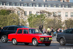 Spotting 2017 - Alfa Romeo Giulia Nuova Super 1600 (Deux-Chevrons.com) Tags: alfa romeo giulia nuova super 1600 alfaromeogiulianuovasuper1600 alfaromeogiulia nuovasuper1600 alfaromeo giulianuovasuper1600 paris france car coche voiture automobile auto automotive spot spotted spotting croisée rue street carspotting classiccar classic vintage oldtimer ancienne collection collector collectible treet
