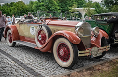 a wonderful classic PACKARD ROADSTER (Peters HDR hobby pictures) Tags: petershdrstudio hdr classiccar convertible packard car klassiker oldtimer cabriolet classicroadster auto weiswandreifen