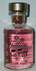 Filliers pink dry gin (luc1102) Tags: drink alcoholic bottle gin 2019 collection miniature