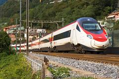 SBB, 503 020-2 (Thomas Naas Photography) Tags: schweiz switzerland eisenbahn railways zug züge train lokomotiven lokomotives fahrzeuge outdoor rabe503 etr610 sbb alstom capolagoriva san vitale