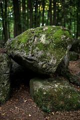 Cromlech (Gr@vity) Tags: cromlech druidenhain fränkischeschweiz canon eosr rf50mm12l 50 mm 12 rock felsen mystisch dof beyondbokeh bokeh