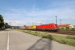 DB Cargo 193 303-5 KLV, Graben-Neudorf (michaelgoll777) Tags: db vectron br193