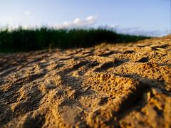 zig zag sand