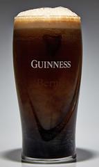 Guinness (Bernie Condon) Tags: guinness stout irish beer black white head glass dublinfrothstudioflashspeedlightcanon 430 ex