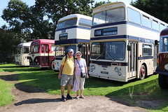 Diesel  buses Sandtoft 25 Aug 19 (doughnut14) Tags: bus museum sheffield sandtoft atlantean cum diesel tranport daimler leyland fleetline bus754 bus1357 embassy intake princeofwales wybourn