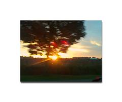 Solstice (Imagenes.JT) Tags: route aurore soleil transport