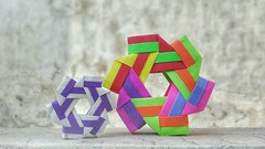 New #modular origami video on my channel. modular origami ring designed by Ernesto del Río.  So do check out the link ....  https://youtu.be/HLW0REW2XRI   #origami #unitorigami #crafts #paperfolding #paperflowers #art #design #instacraft #origamiart #pret (shakerkumar1) Tags: unitorigami instaorigami paperflowers origamiart paperfolding modularorigami origamilove foldingclothes origami crafts instacraft star pattern art origamiring pretty modularorigamiring modular 3dorigami kusudama design