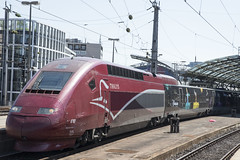 D Thalys 4301 Köln 24-08-2019 (peters452002) Tags: railroad travel station train germany eisenbahn rail railway bahnhof trains etrain transportation bahn railways trein railroads spoor duitsland spoorwegen treinen twop ferrovia thalys clickcamera jalalspagestransportationalbum peters452002