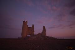 Cae la tarde...243/365 (cienfuegos84) Tags: atardecer sunset ruinas castle castillo