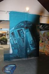 IMG_5707 (Paul Optenkamp) Tags: streetart streetartcity kijkduin paint beach shoppingmall muralart graffiti colorful