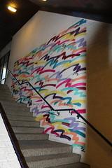 IMG_5704 (Paul Optenkamp) Tags: streetart streetartcity kijkduin paint beach shoppingmall muralart graffiti colorful