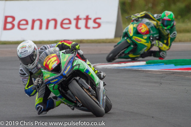 Pirelli National Superstock 600 Thuxton