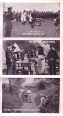 CATERHAM POSTCARD 4 (old school paul) Tags: vintage postcard caterham