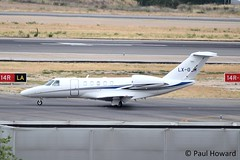 2019-06-23 MAD LX-GJM (Paul-H100) Tags: 20190623 mad lxgjm cessna citation cj4 global jet luxembourg
