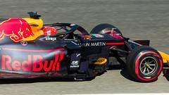 Max Verstappen Aston Martin Red Bull Racing 33 (WvB Photography - The Sky Is The Limit) Tags: weslyvb weslyvanbatenburg pentax pentaxk3 k3 formula one 1 2019 spafrancorchamps belgium grand prix johnnie walker combes racing sigma150500oshsm sigma max verstappen aston martin red bull 33
