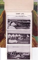 CATERHAM POSTCARD 1 (old school paul) Tags: vintage postcard caterham