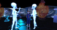 Scout trip to Area 51 (cadeSL) Tags: scout scouts boy aliens area 51 sl secondlife second life virtual world rp trip explore strange weird 10