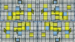 Be square (Rob Oo) Tags: ccby40 denhaag gimp holland nederland thehague thenetherlands ro016b besquare abstract art urban dewereldinrechtelijnen johnkörmeling 2017