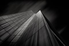 revisiting an old acquaintance... (Tony Macrellis) Tags: adelaide telstra telstrahouse bw blackandwhite darksky sky architecture piriestreetadelaide cbd 30piriestreet