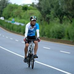 DSCF1772 (陳育生) Tags: run 路跑 跑步 百k 接力賽 腳ㄚ子 單車 自行車