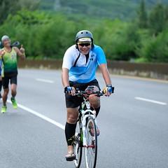DSCF1705 (陳育生) Tags: run 路跑 跑步 百k 接力賽 腳ㄚ子 前導 自行車 單車