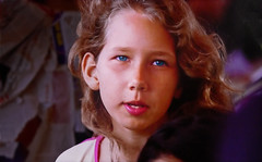 TAHITI - Young girl (Jacques Rollet (Little Available)) Tags: fille girl tahiti face kid child