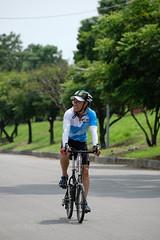 DSCF2095 (陳育生) Tags: run 路跑 跑步 百k 接力賽 腳ㄚ子 自行車 單車 前導 領騎